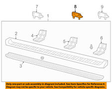 FORD OEM Running Board Step-Mount Bracket 1L2Z78108A82BA