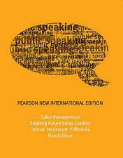 Sales Management by Earl Dwight Honeycutt, Jr., Jeff Tanner (Paperback, 2013)