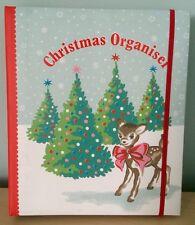 IOO% AUTHENTIC CATH KIDSTON CHRISTMAS ORGANISER HARDBACK RINGBOUND BOOK - NEW!