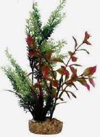 Decorazione pianta finta PHYTOS 14 -cm 6x6x25h per acquario dolce o marino
