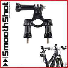 BIKE BICYCLE HANDLEBAR SEAT POST MOUNT FOR GOPRO HERO 2 3+ 4 SESSION