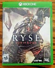 Ryse: Son of Rome (Microsoft Xbox One, 2013) Original Owner- mint