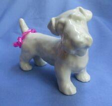 """1930 Sealyham Cesky Terrier Czechoslovakia 6"""" Dog"""