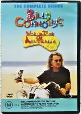 Billy Connolly - World Tour Of Australia ( DVD, 2-Disc Set ) Rare NEW SEALED