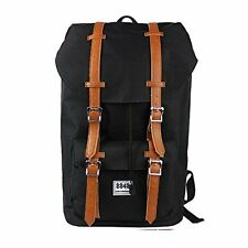 8848 Unisex Canvas Travel Hiking Backpack Vintage Satchel Laptop School Bag