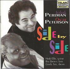Itzhak Perlman / Oscar Peterson ~ Side by Side
