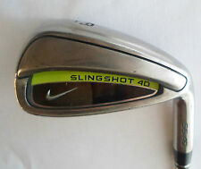 Nike Slingshot 4D 9 IRON   True Temper Speed Step Superlite Regular Steel Shaft