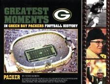 Greatest Moments in Green Bay Packers Football History, Korth, Todd, Good Book