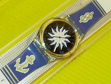 Swatch von 1992 - BLUE ANCHORAGE - GK140 - NEU & OVP