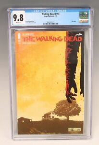 The Walking Dead #193 CGC 9.8 Final Issue First Print (Image/Skybound, 2019)
