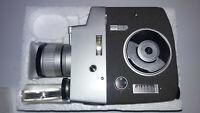 Emdeko Zoom Reflex Vintage 8MM Movie Camera EM 5000 Working Condition