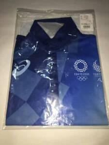 New unused Tokyo Olympics 2020 Polo shirt S size