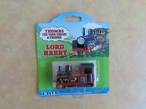 Ertl Thomas the Tank Engine Lord Harry Diecast Model (Sealed) 1997 Picture Card