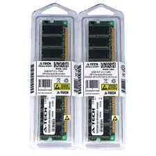 2GB KIT 2 x 1GB HP Compaq Business D380MX D510 D51/D51S D510 e-pc Ram Memory