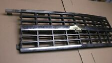 ★★1992-96 CHEVY VAN OEM FRONT END GRILLE-CHROME GRILL GM 15628796 G30 G20 G10