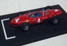Ferrari 156 Berghe de trips 1961 sharknose-coche modelo 1:20 Revival-nuevo
