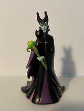 "New ListingSleeping Beauty Maleficent 4"" Pvc Mini Figure Cake Topper Disney Store"