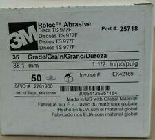 3m Roloc Abrasive Disc 1 12 Part No 25718