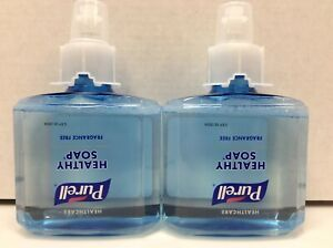 Healthcare HEALTHY SOAP Gentle and Free Foam, 1200 mL, For ES4 Dispensers, 2/Box