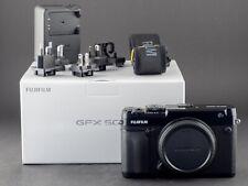 Fuji GFX 50r Mittelformat FOTO-GÖRLITZ Ankauf+Verkauf