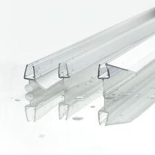 0,1m - 1,4m JOINT BAS POUR PORTE DE DOUCHE PVC bande pour 6mm 7mm 8mm écran