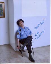 BOB NEWHART Signed Autographed SLEEPING SECURITY GUARD Photo