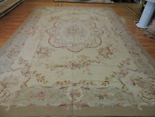 Superb Oversize/Palace French Aubusson Style Area Rug 11x16 Oriental Area Rug