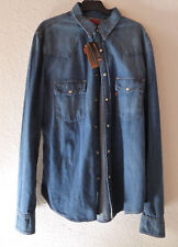 Levis ® Red TAB Jeans Hemd Gr.  XL Vintage Neu mit Etikett