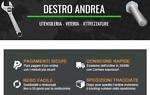 DESTRO ANDREA VITERIA ATTREZZATURE