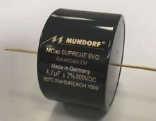 Mundorf MCAP Supreme EVO Silber Gold Öl SESGO 47,00 µF