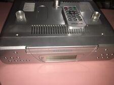 Sylvania SKCR2613C Under Cabinet Clock Stereo Radio Tuner