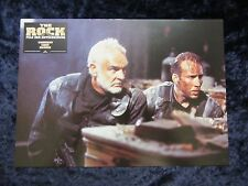 The Rock lobby card  # 1 - Original German Still  Nicolas Cage, Sean Connery