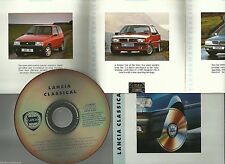 Lancia Classical CD Y10 GT Delta HF Turbo Dedra Thema Never Played From New