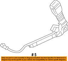 FORD OEM 11-14 Edge Front Seat Belt-Buckle End Left BT4Z7861203BB