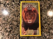 National Geographic Video New Sealed Vhs! PBS Discovery Channel
