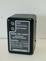 Powersonic PSC-12800A-C Sealed Lead Acid Battery Charger 12 volt/0.8 Amp