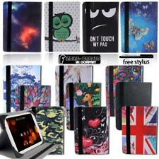 Folio Leather Rotating Stand Cover Case For ASUS Fonepad/Eee Pad/VivoTab Tablet