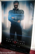 Cinema Banner: MAN OF STEEL 2013 (General Zod) Michael Shannon Henry Cavill