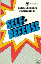 Gene LeBell's Handbook of Self-Defense