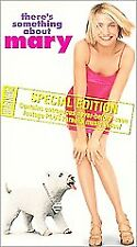 There's Something About Mary New Vhs Cameron Diaz - Factory Sealed