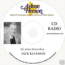 Jack Klugman Radio CD