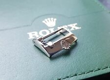 Rolex fibbia in acciaio inox 16MM. (B18)
