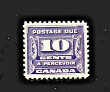 Canada #J14 Mint NH      Catalog $57.50