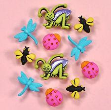 Dress IT UP pulsanti Bug 588-Ladybirds API libellule CICALE