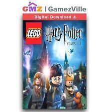 LEGO Harry Potter: Years 1-4 Steam Key PC Digital Download Code [EU/US/MULTI]