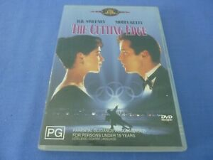 The Cutting Edge DVD D.B. Sweeney Moira Kelly R4 Free Tracked Postage