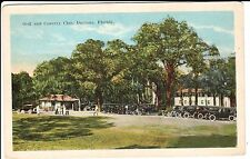 1920's The Golf and Country Club in Daytona, FL Florida PC