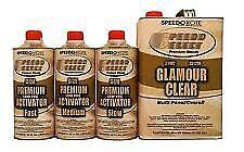 Ultra High Gloss 2.1 voc Clear Coat, 2:1 Medium Kit Gallon