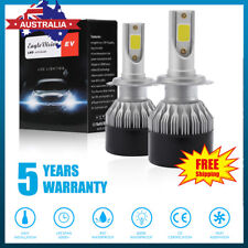 OSRAM H7 980W 140000LM LED Car Headlight Conversion Globes Bulb Beam Kit 6500K