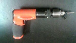 Dotco Air Drill 14cfs97-38 Pistol Grip Drill 600 rpm 1/4 chuck